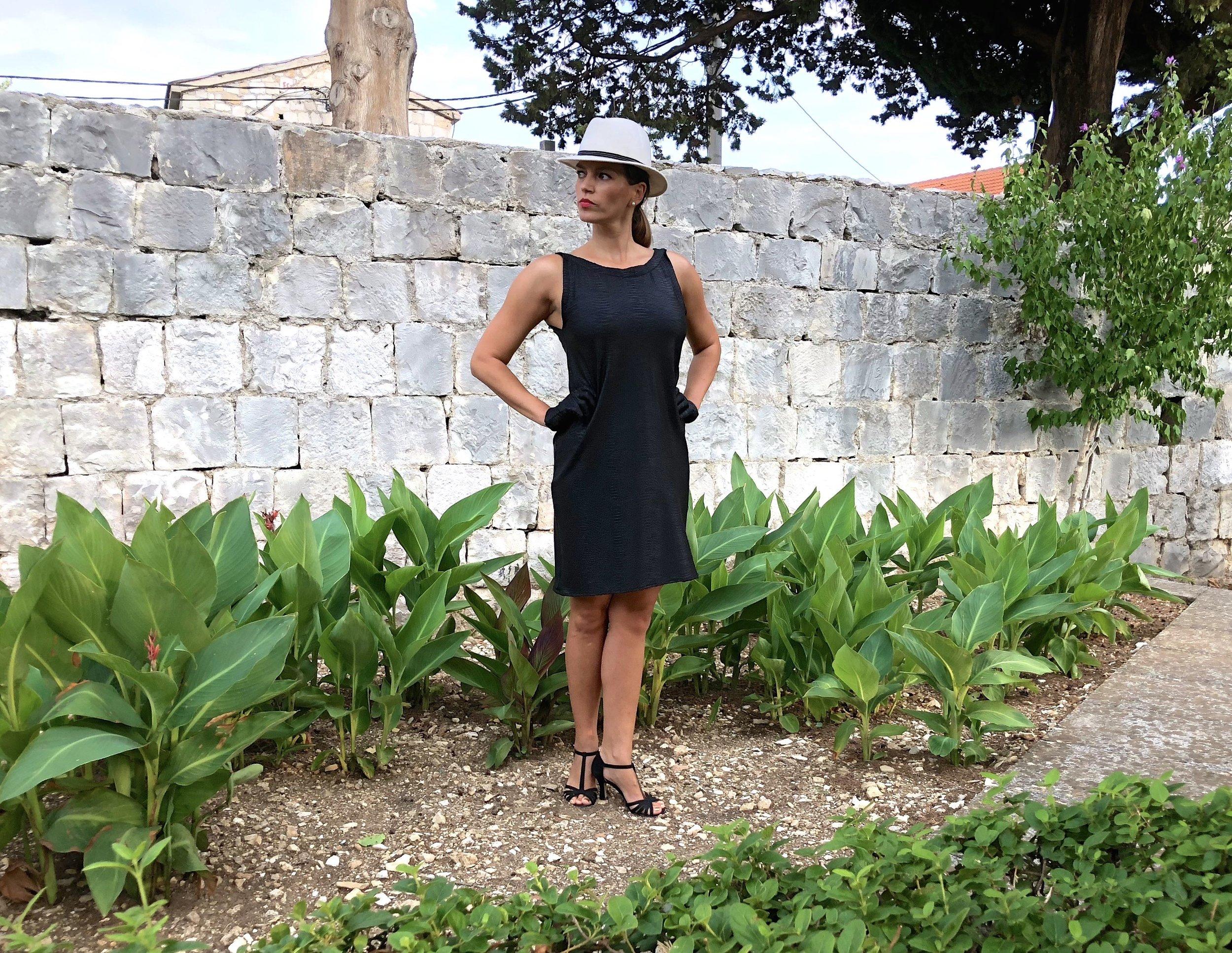 Proud to wear my Little Black Dress