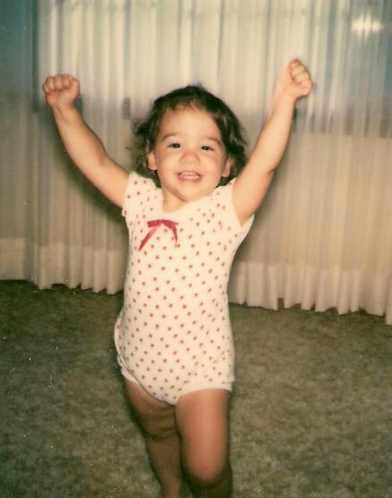 Little Shannie, circa 1983