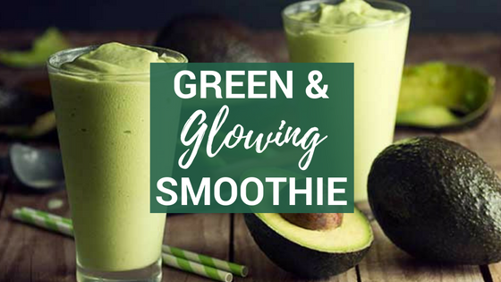 Green-Glowing-Smoothie