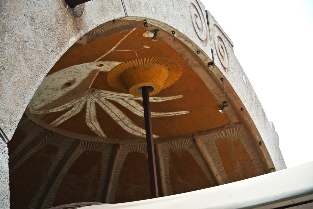 Arcosanti's Foundry Apse  © Shannon Moore