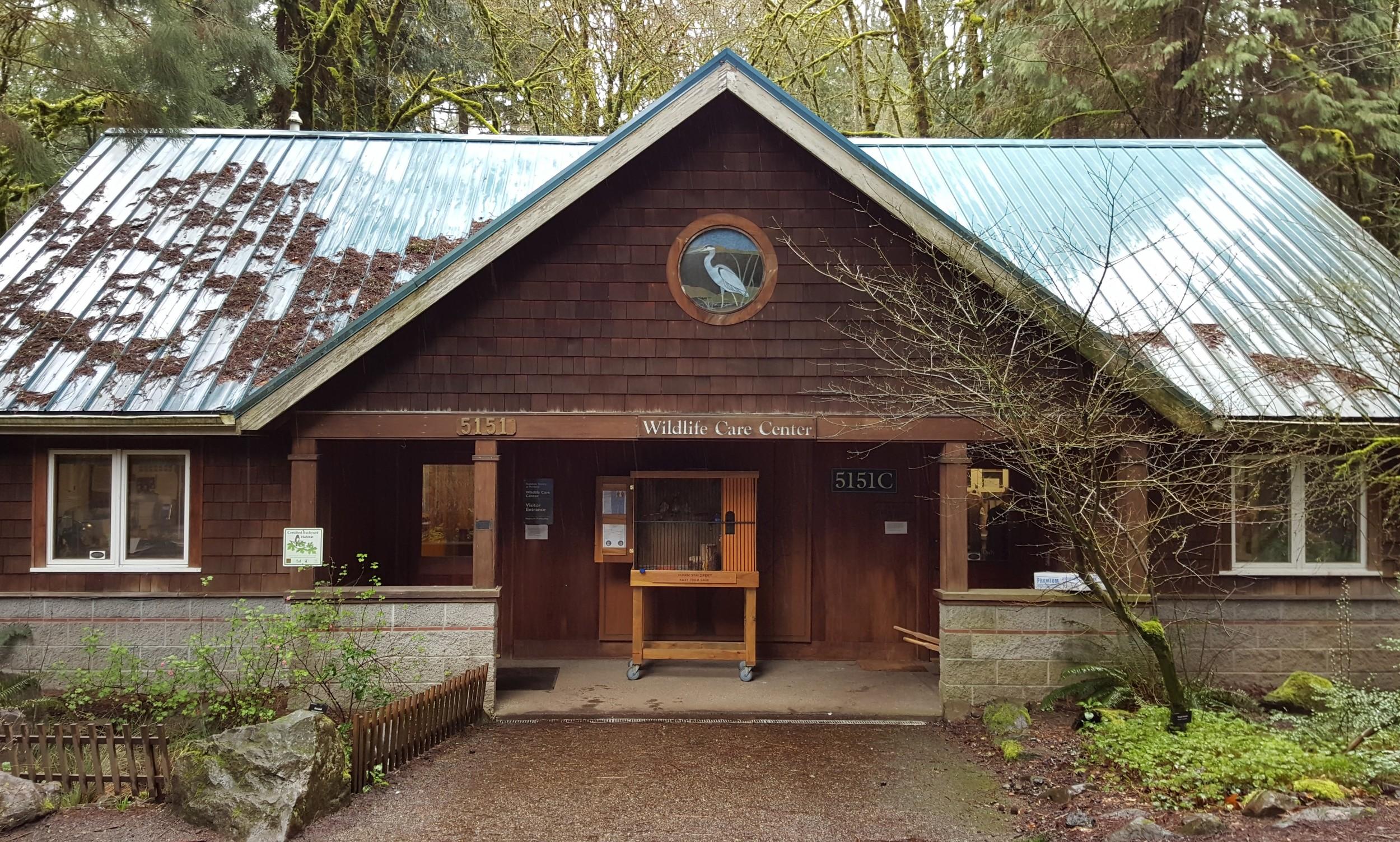 Audubon Society of Portland, Wildlife Care Center