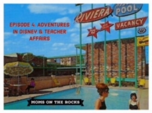 disney adventures & teacher affairs - We talk about Jodie's trip to Disney and the hot dads. We also talk about Carrie's trip to Charleston and Carrie's friend who came out to her, and how she felt cheated on the dating stories.