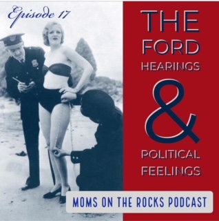 the ford hearings & political feelings - It's been a rough week, hasn't it? With some drinks in our system, we tackle the testimony in the hearings of Dr. Ford and Brett Kavanaugh. We think we discussed the politics of the hearings in a respectful way, focusing on our feelings about society in general. Conservative, liberal, republican, democrat, we're talking about human rights. But no worries, you know we wouldn't be ALL serious. Jodie sketches out her plan to sneak a new puppy in the house, and Carrie tells her the truth about Woman's Best Friend.