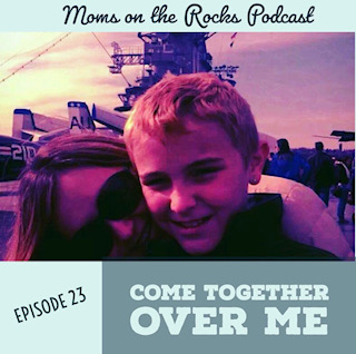 come together, over me - This week, Carrie talks about Kiernan's sudden disappearance. There isn't a fairytale ending, but the journey has begun and hope is guiding the way. If you have a teenager or a loved one with mental illness, a history of self-harm, and/or addiction, this is a MUST LISTEN episode. Thank you for every single prayer, positive though, and wish for resolution because it was felt! Now, this isn't a MOTR episode without a few laughs, so hang in there for some humor too. You're a badass, you better damn well not apologize!