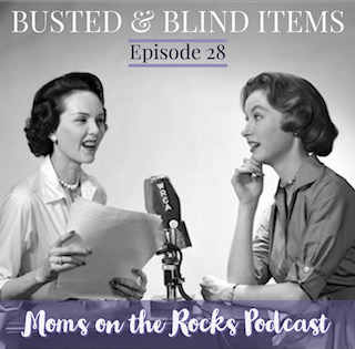 """Busted & Blind Items - Happy New Year! We're back and we have lots of random things to catch up. First, Jodie shares how she got busted by her husband who listened to the podcast. This leads to an update on """"Holly Hunter"""" and Carrie's holidays with The Colonel & Company. There's always room for some Sparkle Markle rumors, as well as celebrity blind items & a crazy baby name game!"""