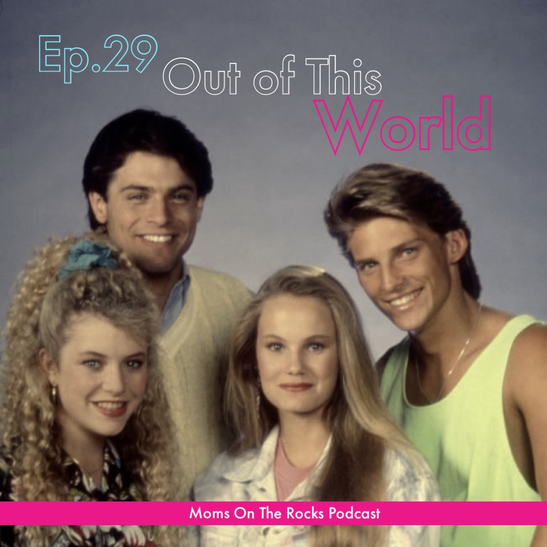 OUt of this world - On this episode, Jodie and Carrie get together after the winter break. Jodie discusses her new baby, Scout Bader Ginsberg and how her husband has been hawking her on the podcast. However, it's getting stuff done around the house. They discuss their favorite childhood tv shows- except can't remember half of them. Maybe you can fill them in- Carrie is still trying to find the guy who was an alcoholic in the 9th grade- you know those great after school specials that taught 11 and 12 year olds about teen pregnancy and drugs. As always, you're a badass…don't apologize!