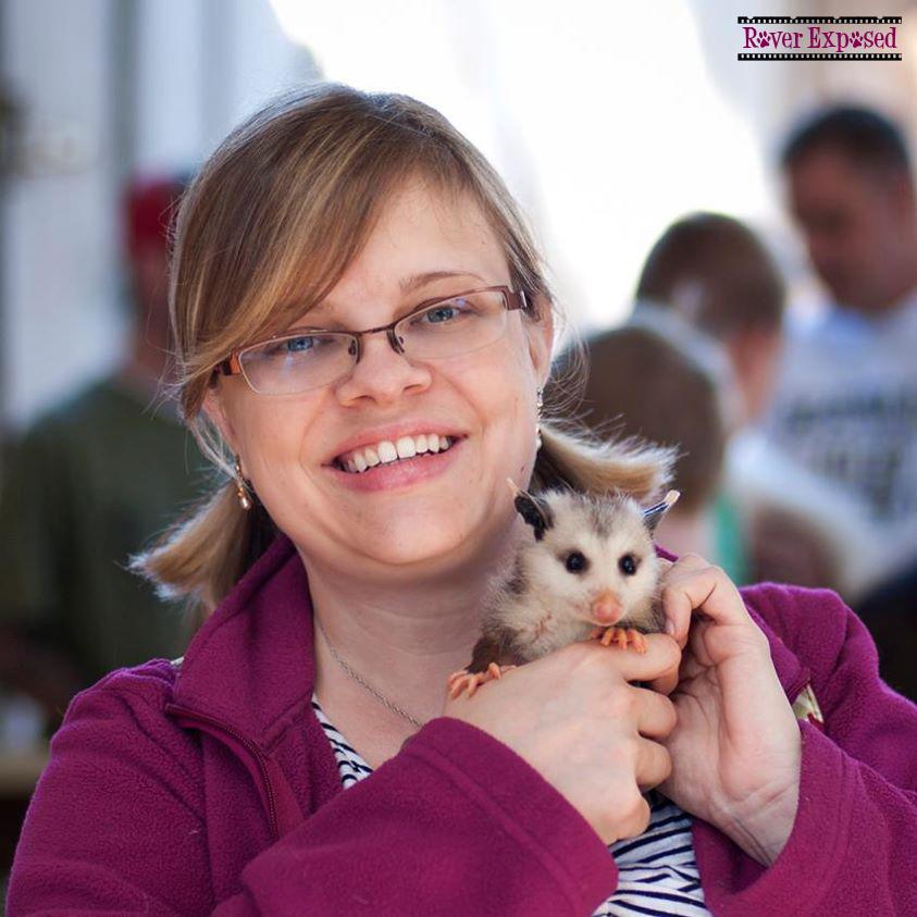 baby opossum love