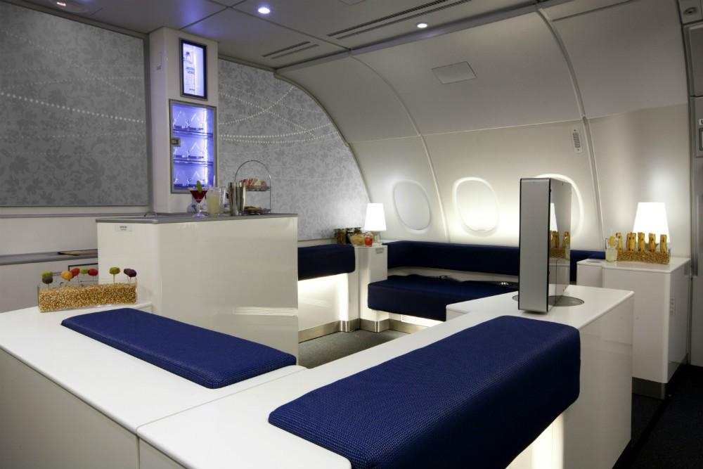 KAL Prestige (Business) Class lounge