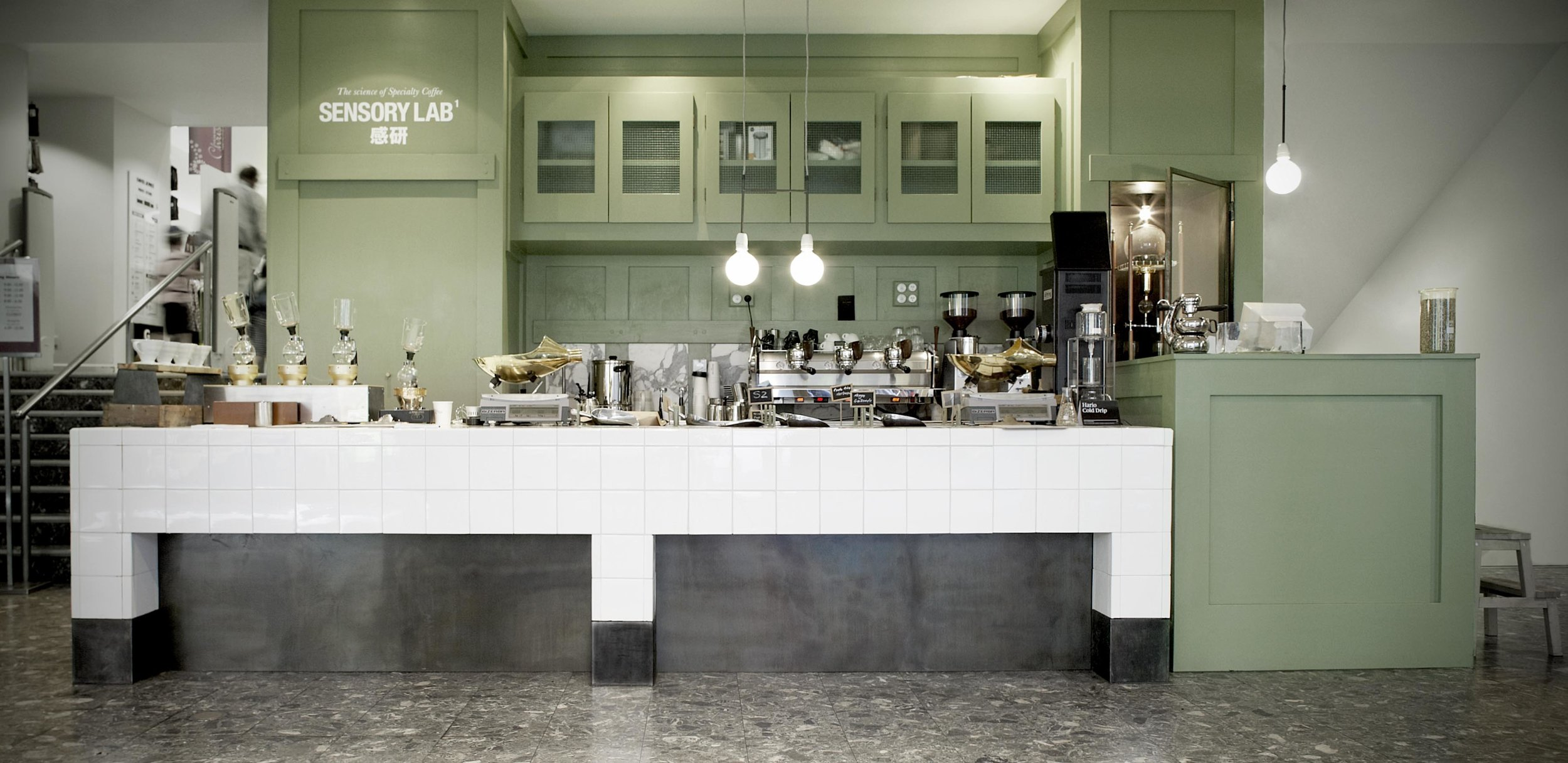 The Sensory Lab at David Jones - some of Melbourne's best coffee smack bang in the middle of fashion retail