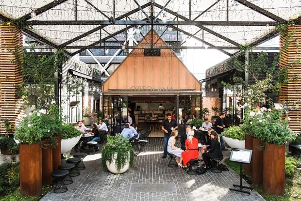 One of Hip Group's award-winning restaurants,  Ortolana  in Auckland, NZ