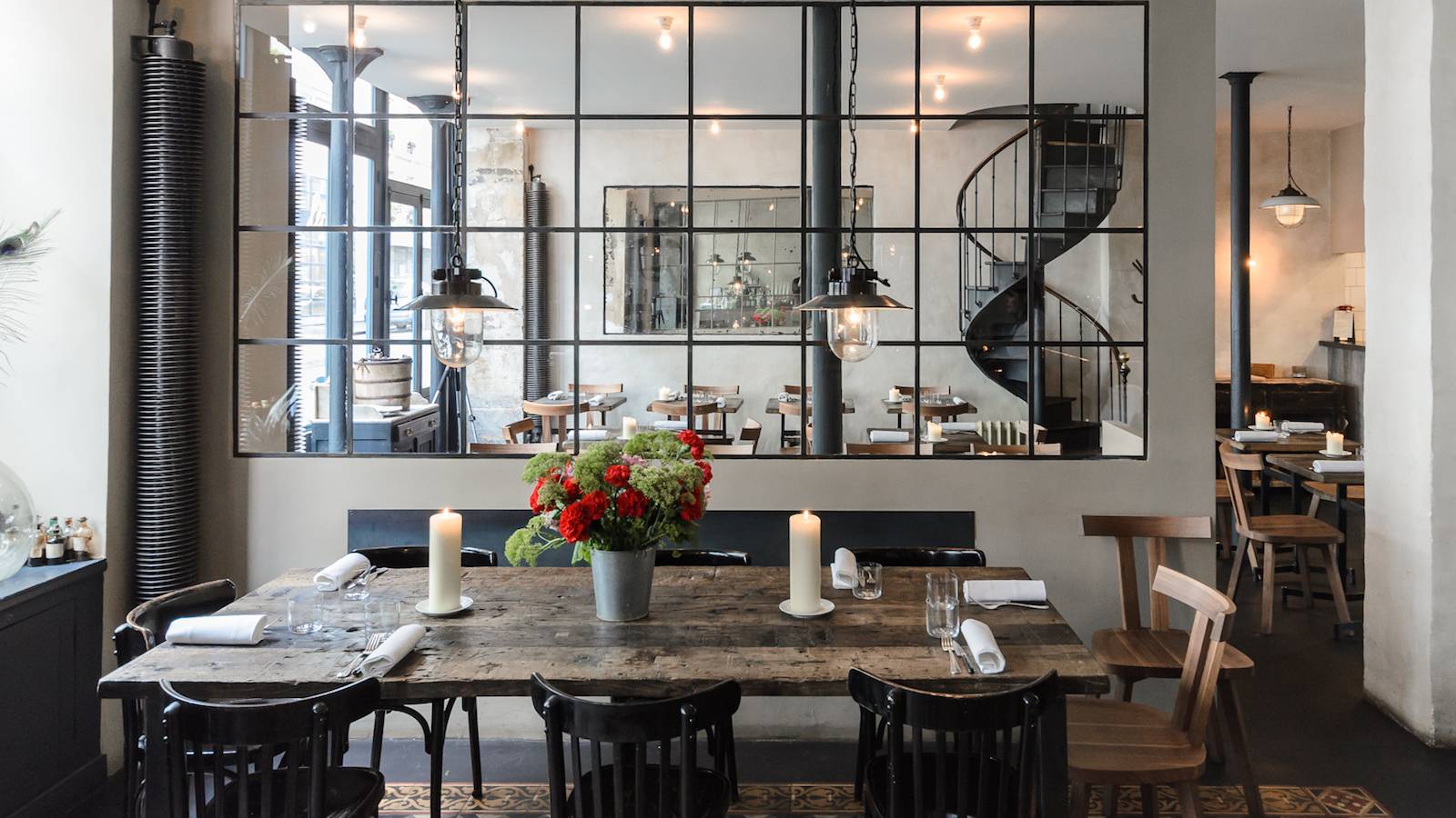 Septime Restaurant (image via  Suitcase Mag )