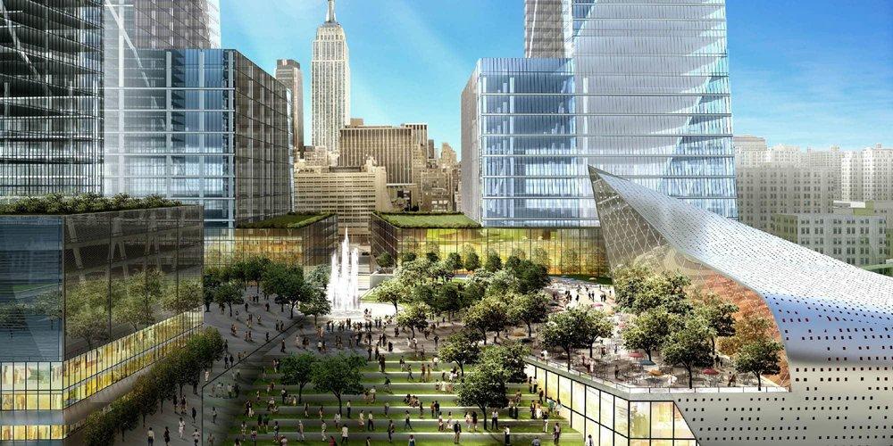 Hudson Yards - New York, USA
