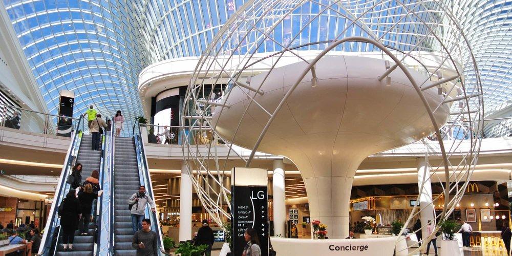 Chadstone Shopping Centre - Melbourne, Australia