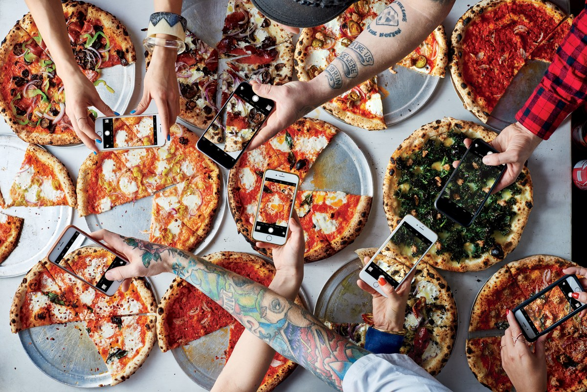 ARTICLE    Instagram Feeding Frenzy: How 'Influencers' are changing the food scene (via Bon Appetit)