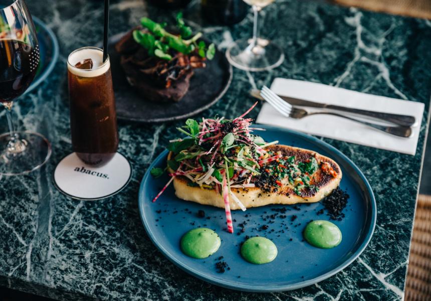 Abacus Bar & Kitchen -  photo by Arianna Leggiero for Broadsheet Melbourne