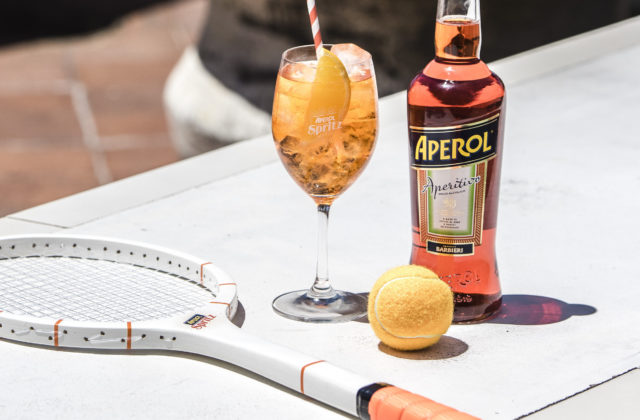 Club Aperol  image via The F