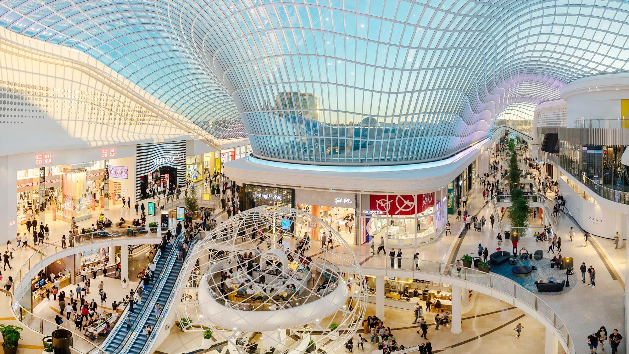 Shopping Centre Services