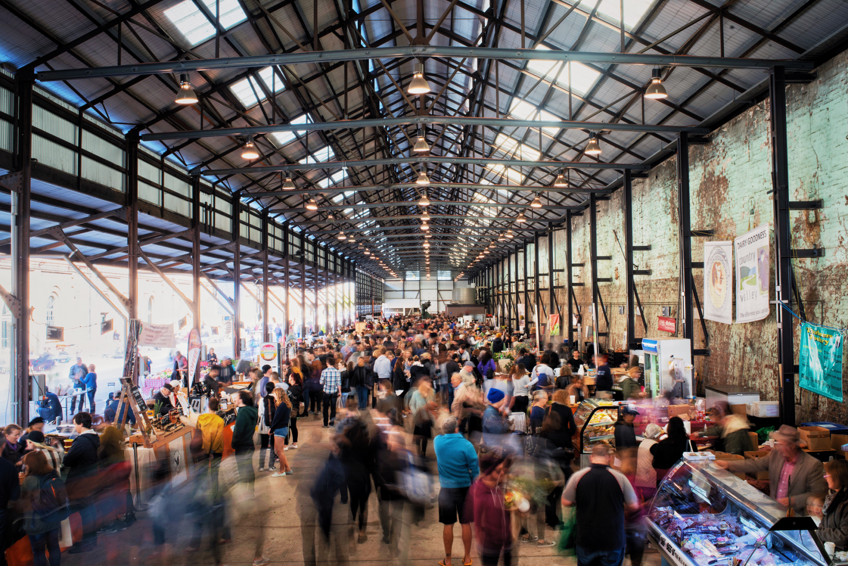 Carriageworks Market