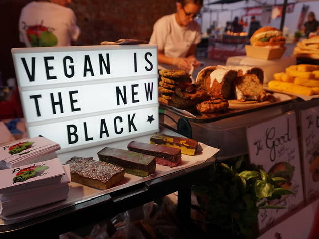 Vegan Nights: A plant-based party taking place in London. The successful event is running again this September and October. (Image via Timeout)