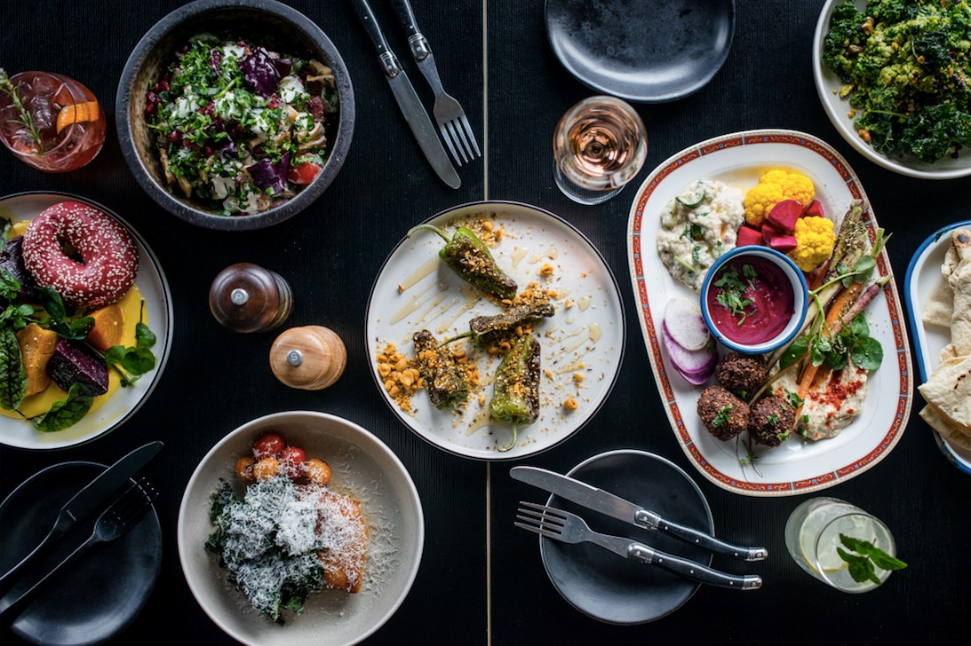 Feast at the Green Man's Arms - Melbourne's all Vegetarian Pub