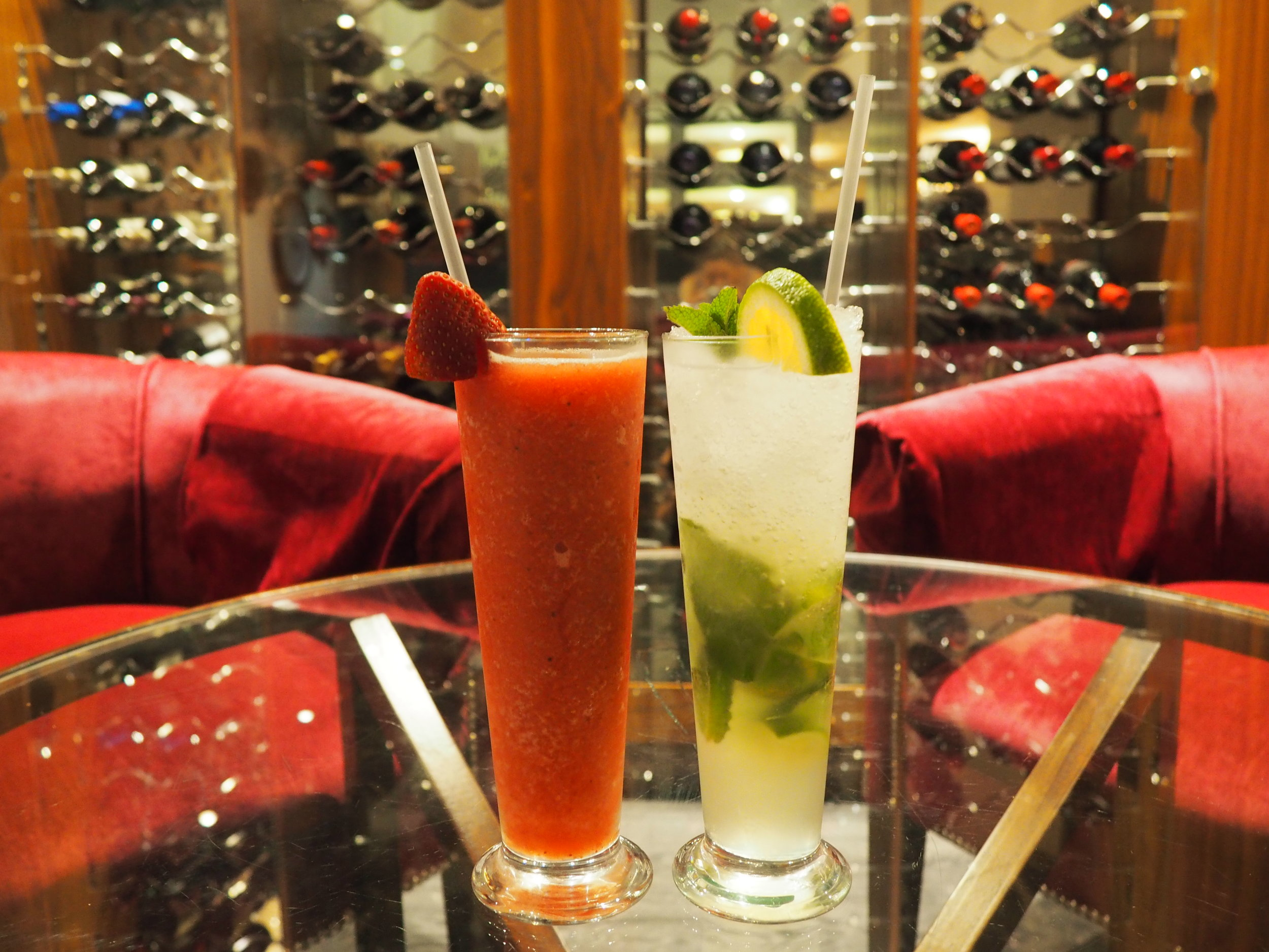 Double tree - cocktails.JPG