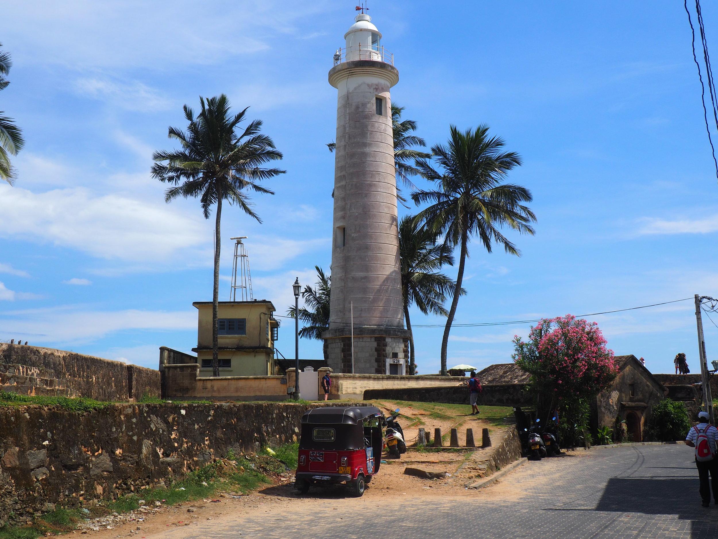 Galle fort lighthouse.JPG