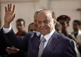 (No Longer) President Hadi of Yemen