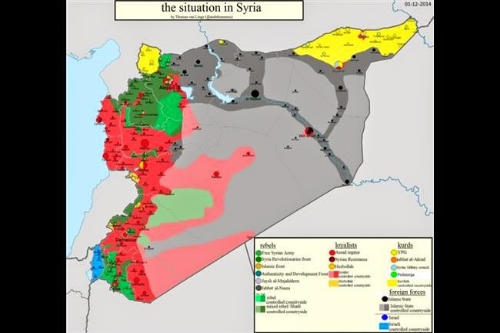 Obviously, lots of instability in Syria