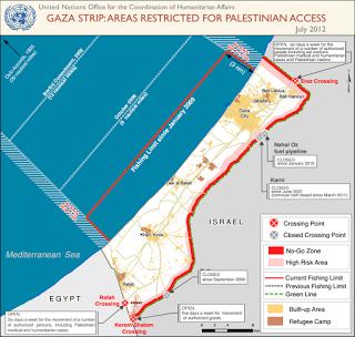 Gaza Strip and the Israeli Blockade