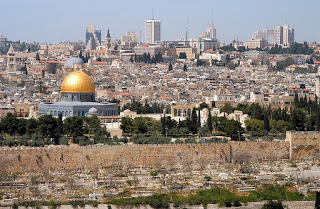 Everyone just wants a piece of Jerusalem