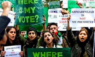 Green Revolution Protests
