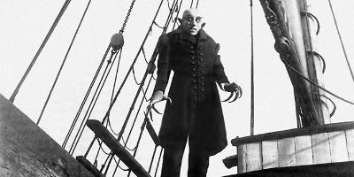 Rare footage of the Huk vampire.