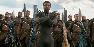 Wakanda Forever!