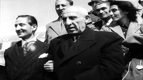 Just ask this guy about American election interference. (Mohammed Mossadegh)