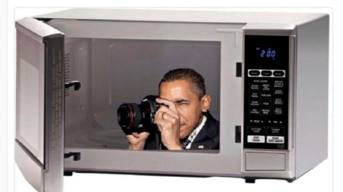 Even your own microwave could be spying on you!