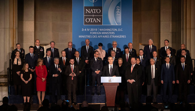 NATO 70th Anniversary Celebration