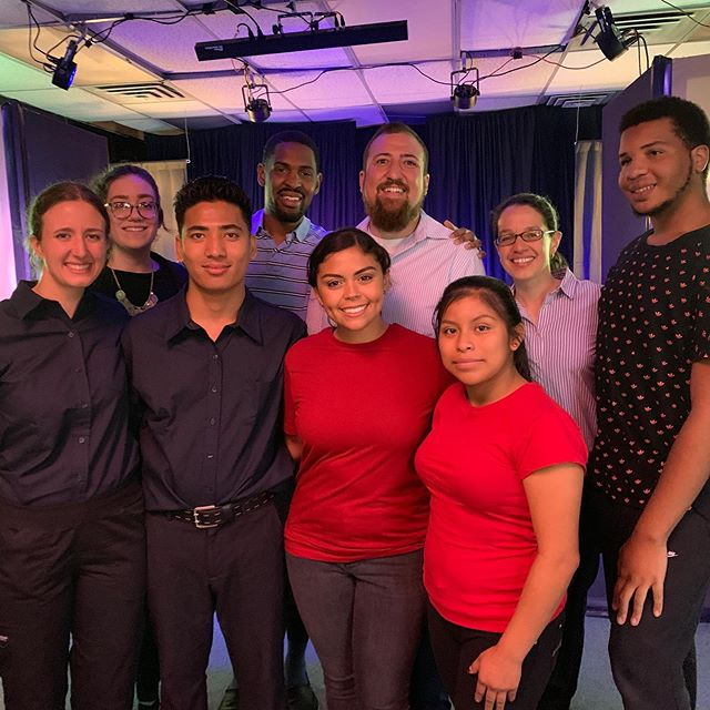 Opening weekend of Denied Admission was a success! It was an honor to end our first weekend with Brian Hoffman, the incredible lawyer who started this whole process with us a year ago. Pictured is the cast and crew (sans our SM @niecy_official) who made this production what it is. Thank you to all who came out! There's four more chances to see the show at @ampupakron #gdtdeniedadmission #akronohio #theatreartist