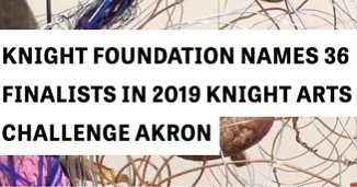 We are thrilled to share that @knightfdn has selected Gum-Dip Theatre as one of 36 finalists for the 2019 Knight Arts Challenge in #Akron!Our project proposal for Three Countries, One Mother will explore the history and culture of the Bhutanese-Nepali by following the journey of three brothers who live in Bhutan, Nepal, and the United States in a multilingual play . . . . . . . . . .. The #knightarts Challenge aims to help individual artists and arts organizations—across Akron, Miami and Detroit—bring to life authentic works and experiences that capture the spirit of each city. Get details on our project here: kf.org/kacakron19finals