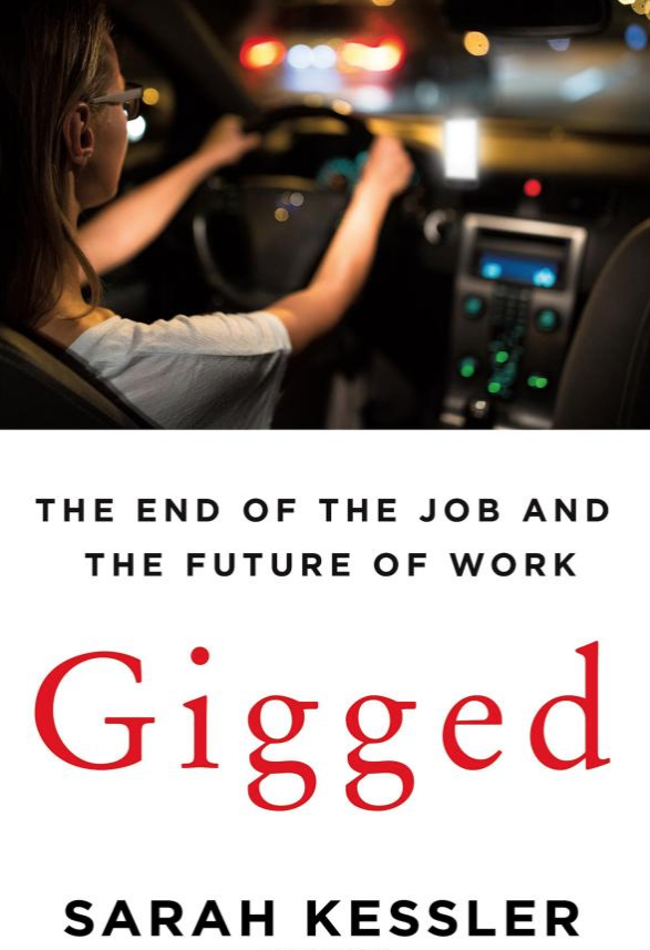 Review of Gigged: The End of the Job and the Future of Work