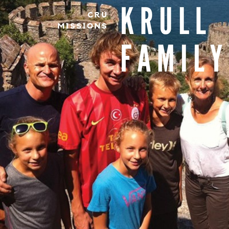Copy of Paso Robles Church Krull Family Missions