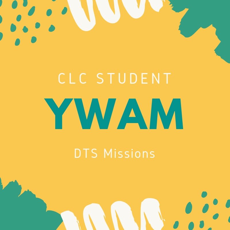 Copy of Paso Robles Student Youth Missions YWAM