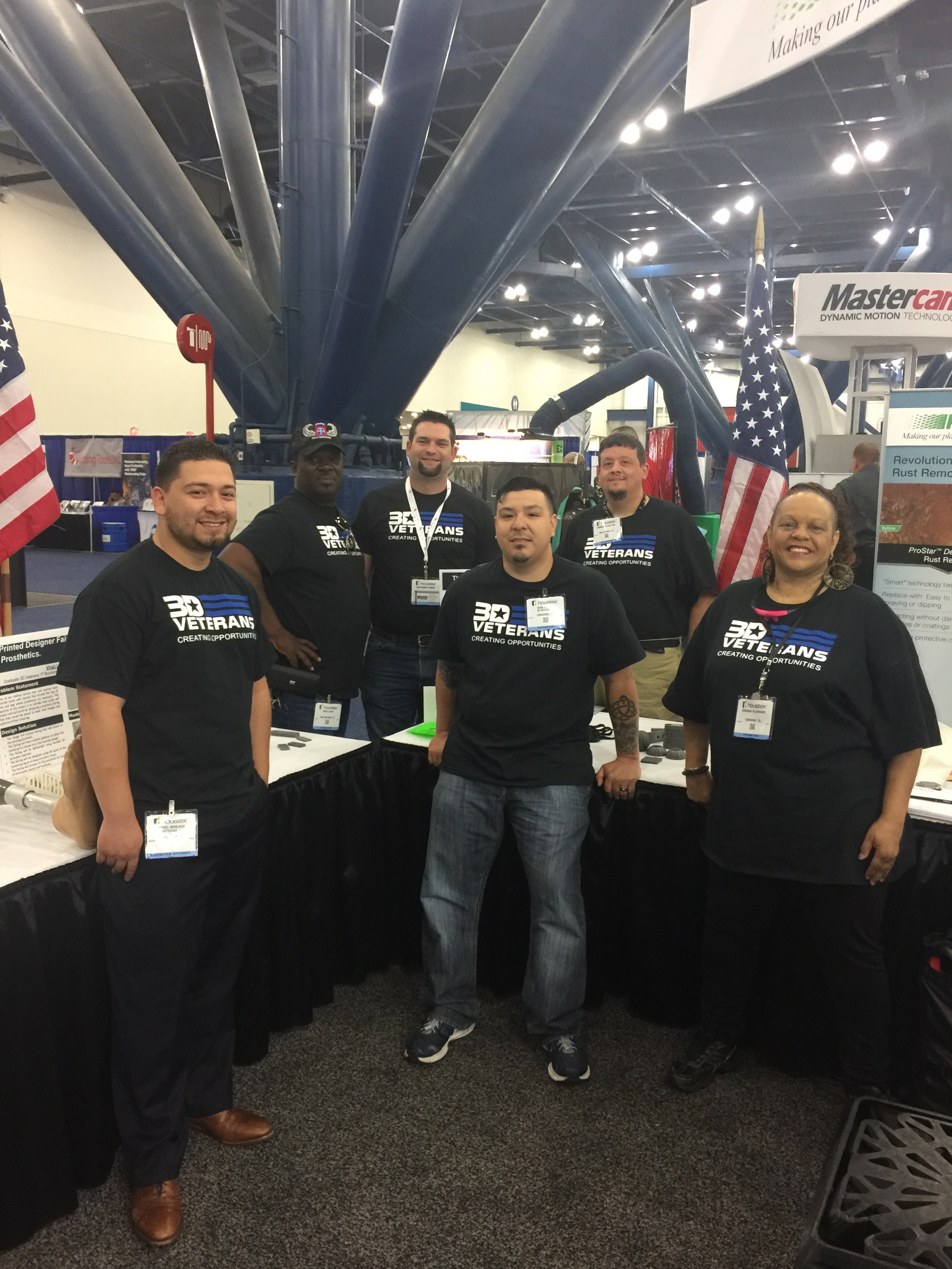 WELCOME! - 3D Veterans provides veterans with emerging technology  training programs for great career opportunities
