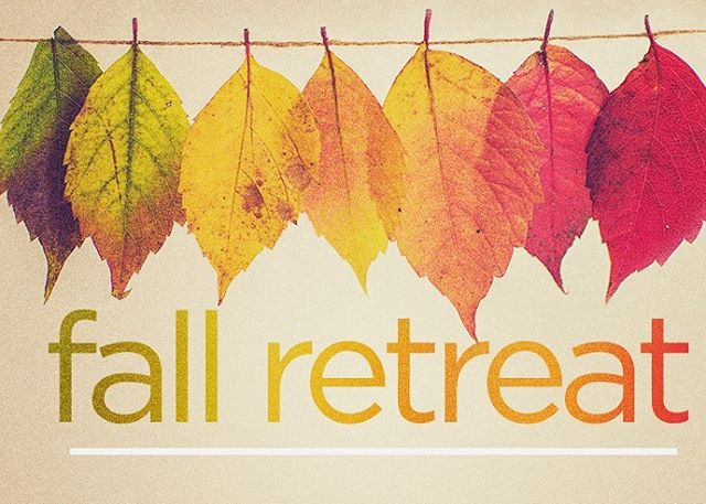 Sign up for our Fall EM Retreat which will be October 11-13. #retreat #covenantfellowship #ebccem