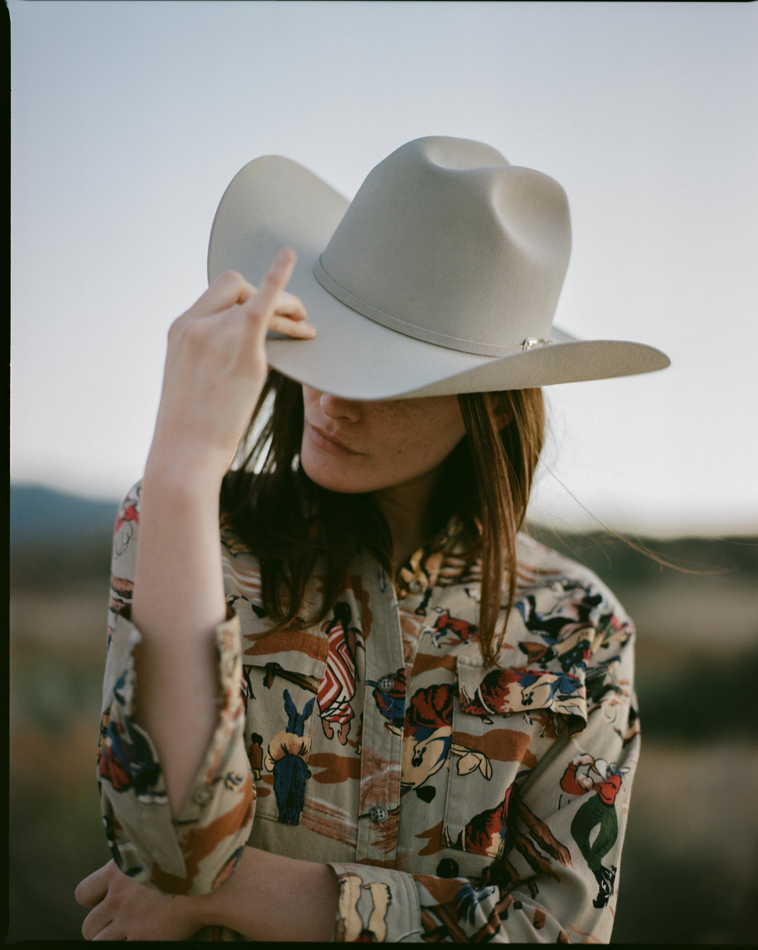 Grace at Pyramid Lake, 2019