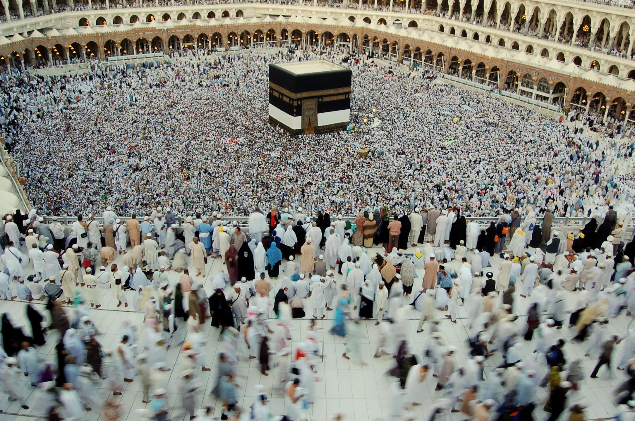 Makkah, Saudia Arabia 2011
