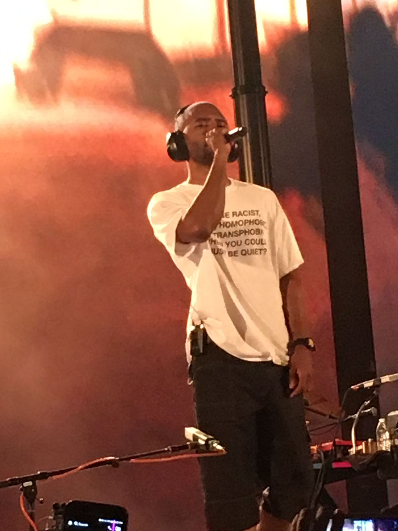 MOMENTS I WANT TO REMEMBER VOL. 1 - FRANK OCEAN JULY 28TH 2017