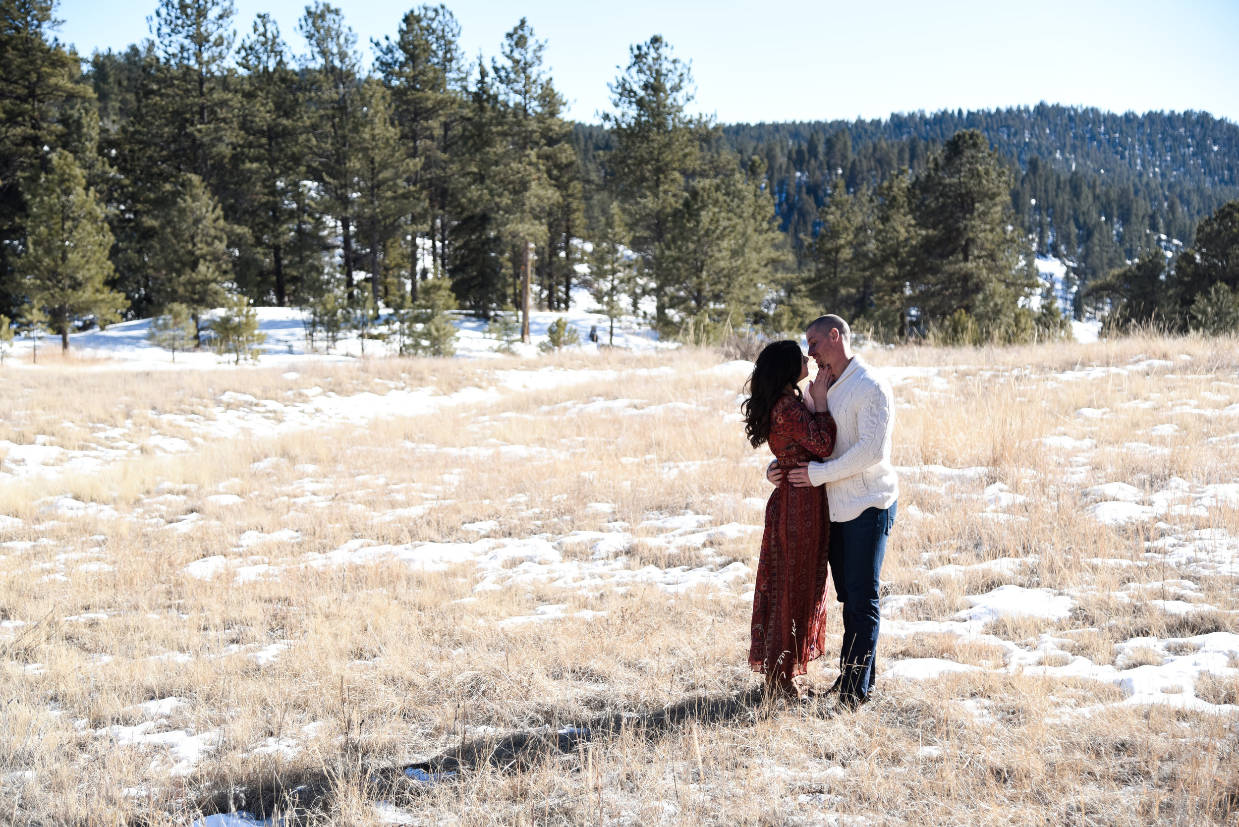 Pikes Peak Engagement Session, Colorado Wedding Photographer, Denver Engagement Session, Denver Engagement Photographer, Denver Wedding Photographer, Mountain Engagement Session,