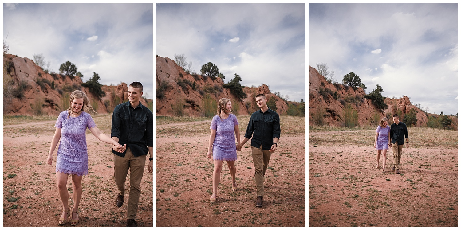 Engagement Photos, Military engagement colorado springs, Red Rocks Open Space Engagement Session, Colorado Engagement Photographer, Colorado Wedding Photographer, Denver Engagement Photographer, Denver Wedding Photographer, Colorado Elopement Photographer, Denver Elopement Photographer, Rocky Mountain Elopement Photographer