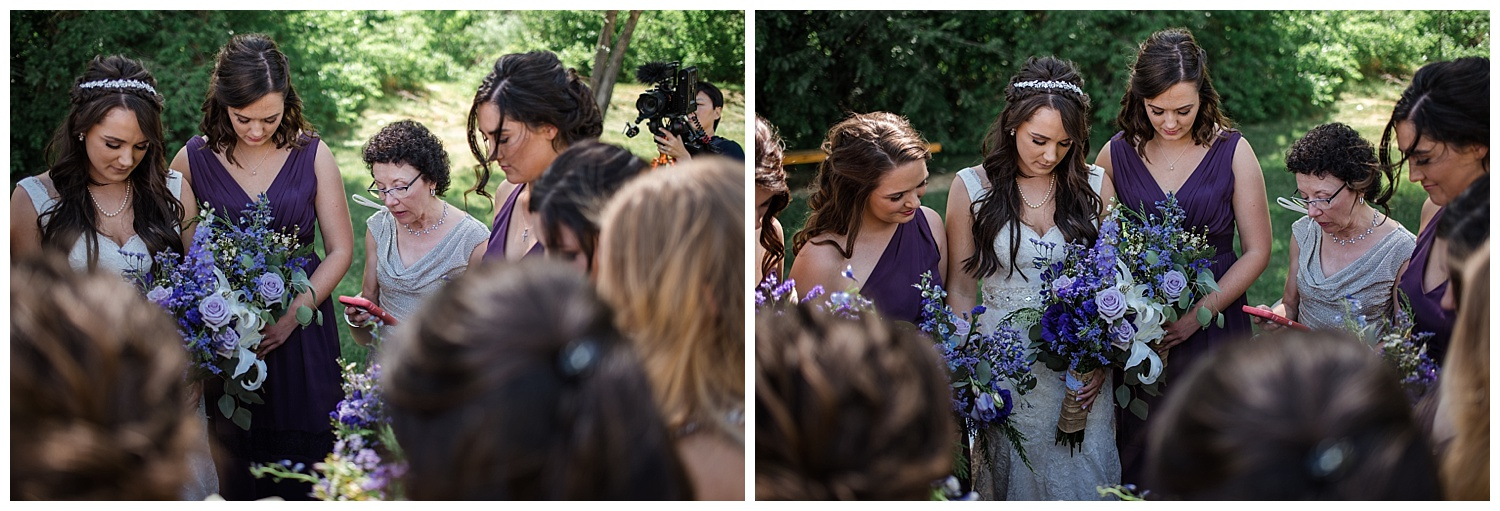 Purple and navy wedding day at Ellis Ranch in Loveland. Rocky Mountain Wedding Photographer, Downtown Denver Wedding Photographer, Colorado Wedding Photographer, Denver Wedding Photographer, Colorado Elopement Photographer,