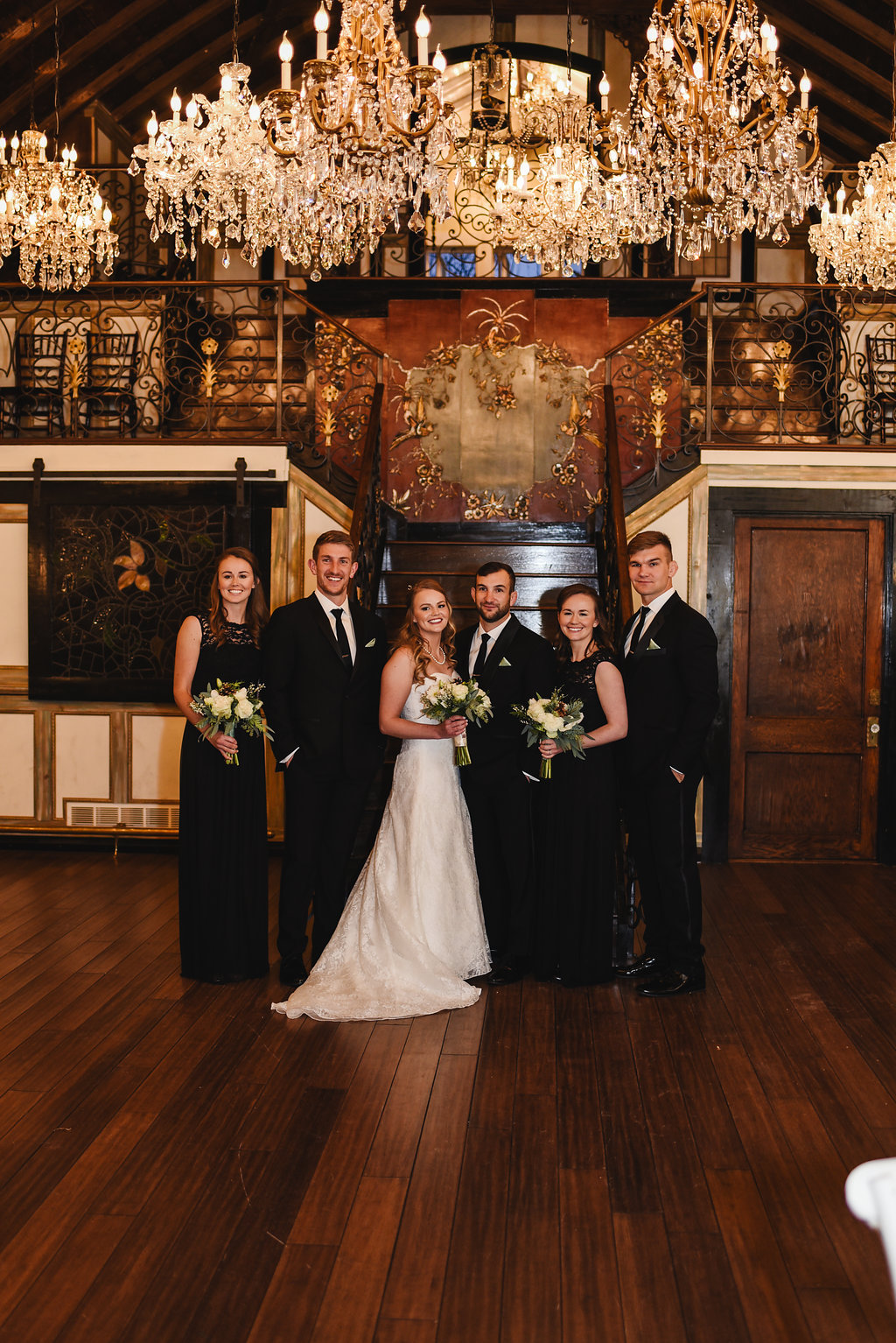 Romantic Wedding ceremony at Lionsgate Event Center, Colorado Wedding Photographer, Denver Wedding Photographer, Downtown Denver Wedding Photographer, Colorado Elopement Photographer, Rocky Mountain Wedding Photographer